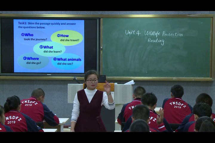 1.人教版英语必修2 Unit4《Learning about Language》国家级优质课